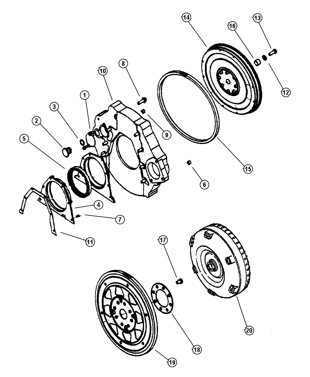 How To Disarm The Alarm On A 2001 Hummer H1 likewise Jeep Air Suspension Wiring Harness Diagram likewise Bumper And  ponents Front Scat together with Mopar Pulley 68257495aa besides 1992 F150 Wiring Harness. on chrysler concorde body kit
