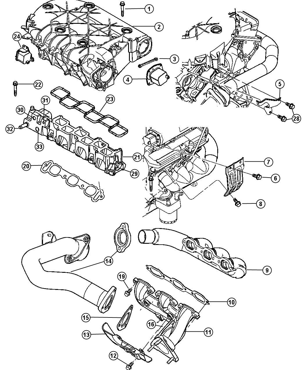 Chrysler Pacifica Parts Diagram On Image 2004 Chrysler Pacifica