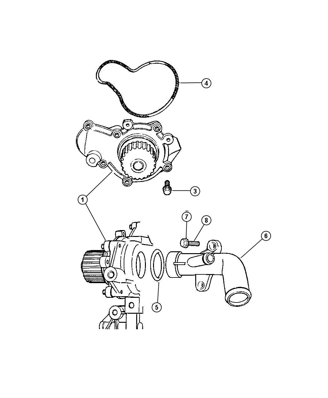P 0996b43f8037e77c also Water Pump Scat furthermore Dodge Caliber Water Pump Location additionally 92 Dodge Stealth Fuse Box Diagram in addition Saab 2004 9 3 Engine Diagram. on water pump 98 neon