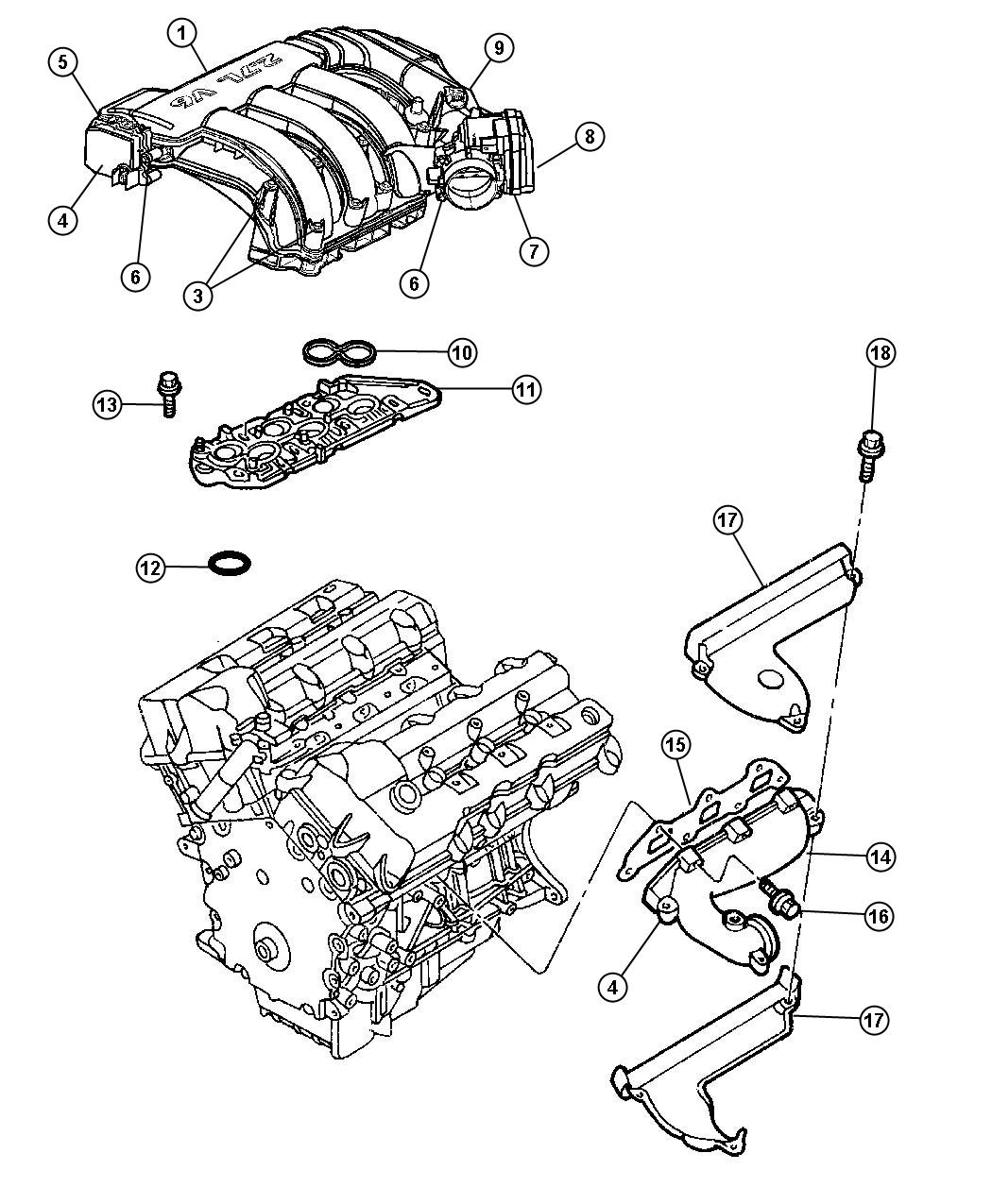 chrysler 300 5 7 hemi engine diagram
