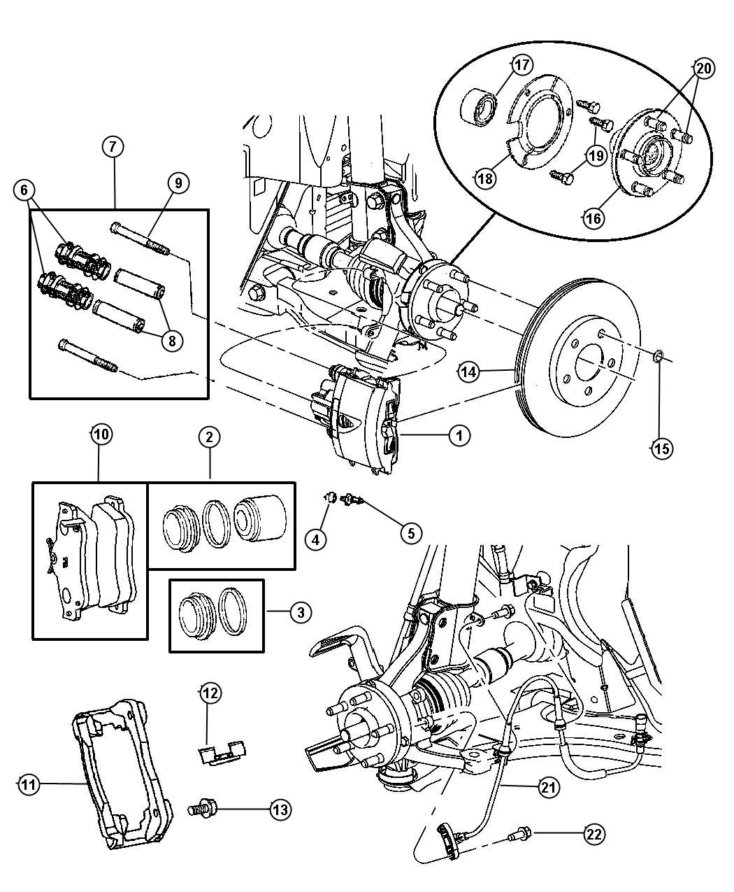 Dodge Neon Rear Drum Brake Diagram Com
