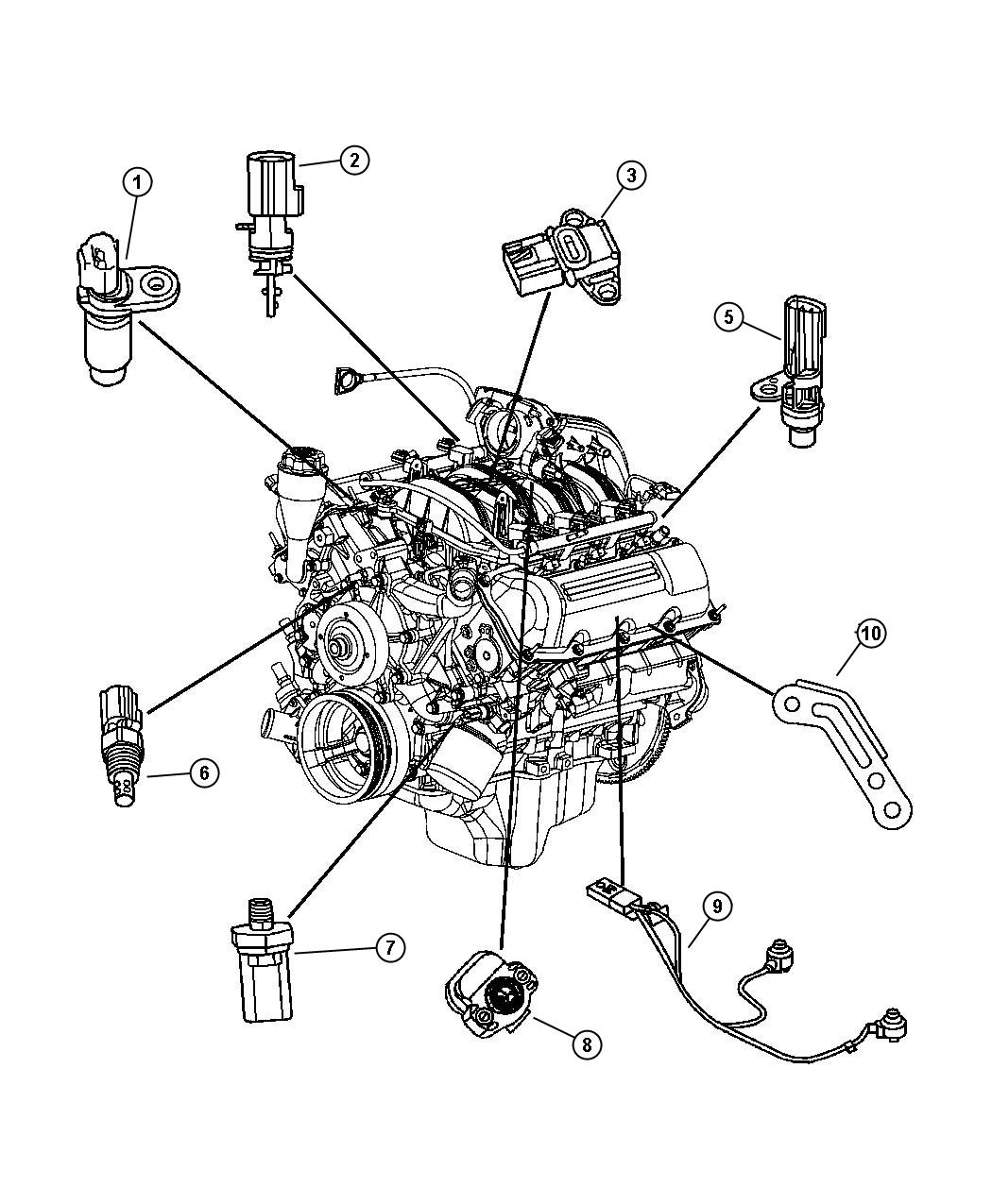 dodge ram 1500 engine diagram on 2003 durango dodge wiring diagram and circuit schematic