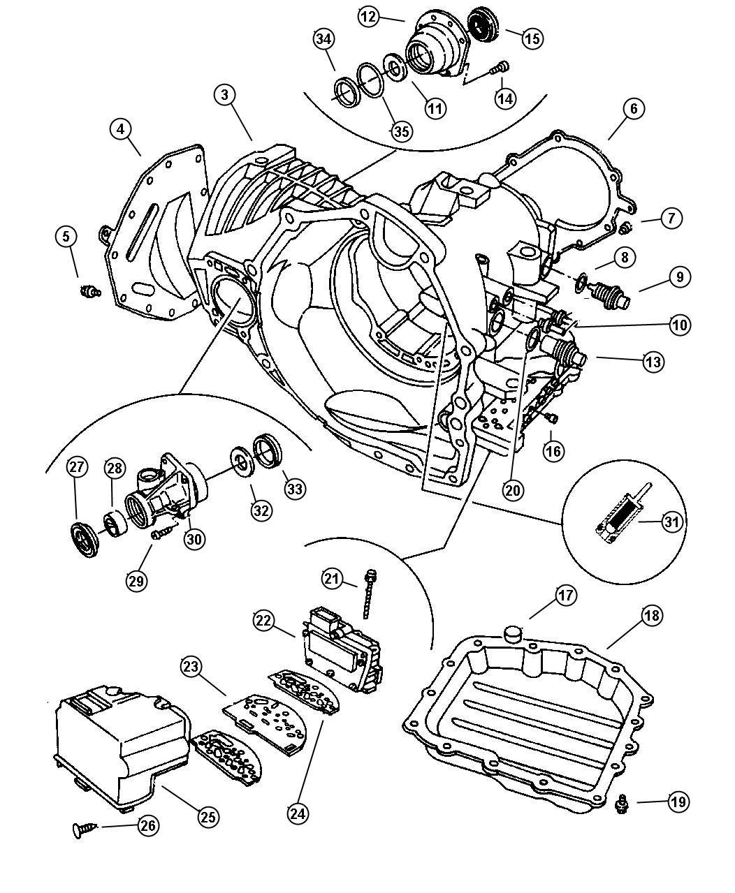 Chrysler Transaxle A604 manual download