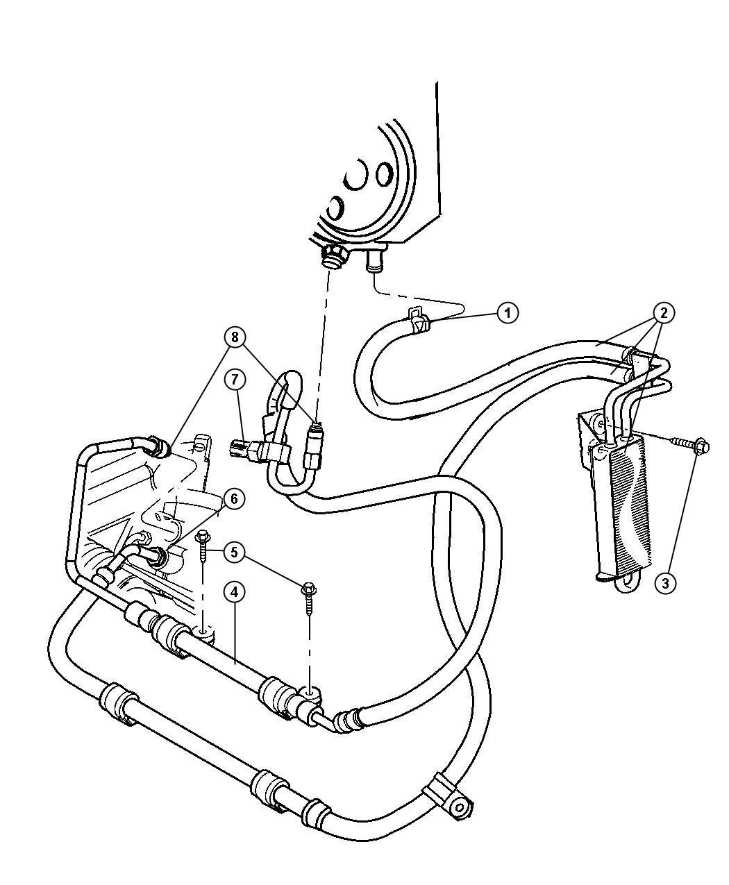 jeep liberty oem parts diagram