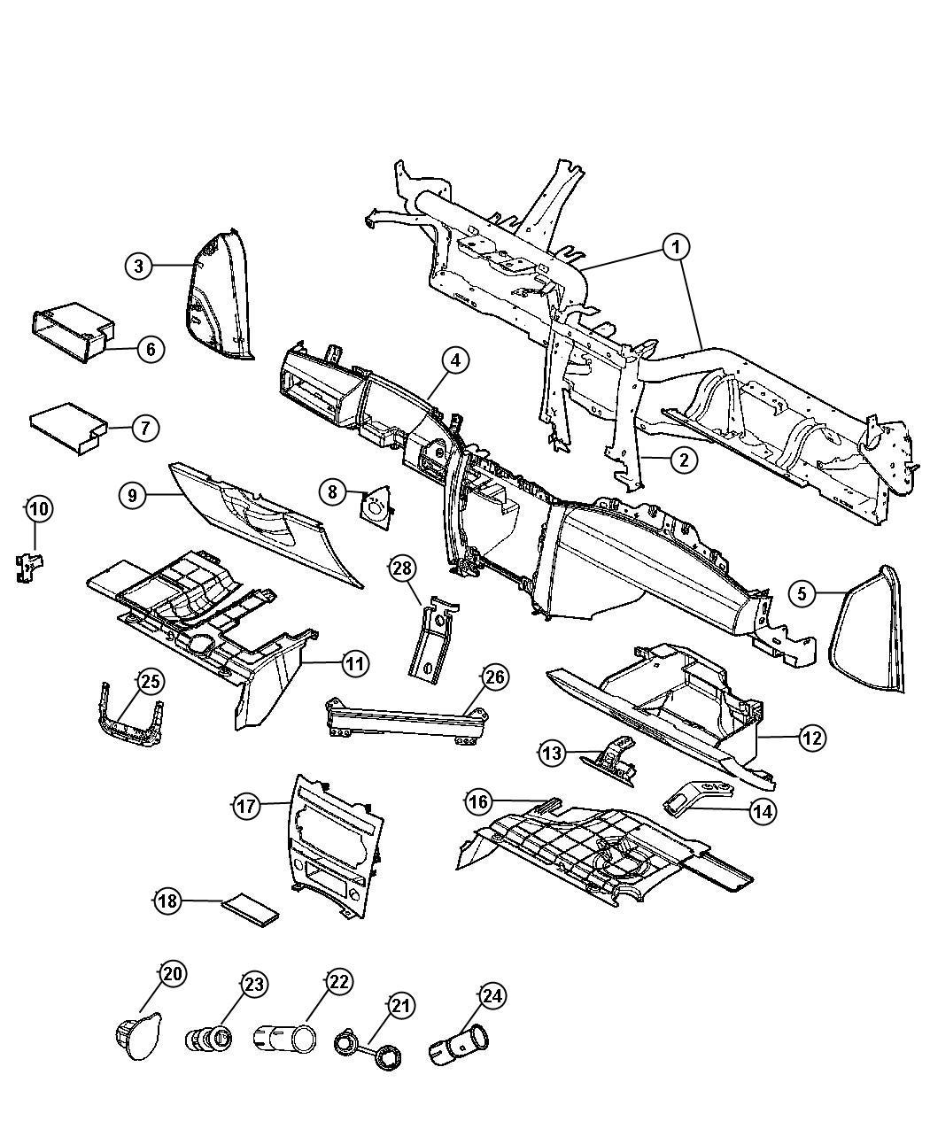 2008 jeep wrangler cap plug cigar lighter power outlet. Black Bedroom Furniture Sets. Home Design Ideas