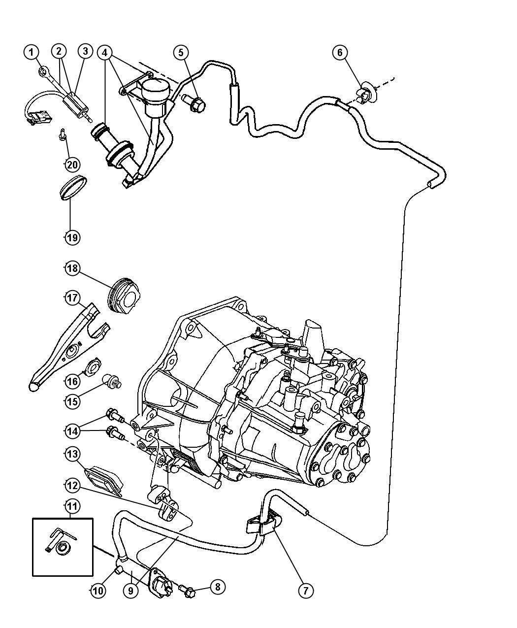 Head Gasket Location in addition Gmc Yukon Front Differential Diagram additionally 2003 Dodge Neon Transmission Diagram moreover  on 2001 ford mustang wiring diagram