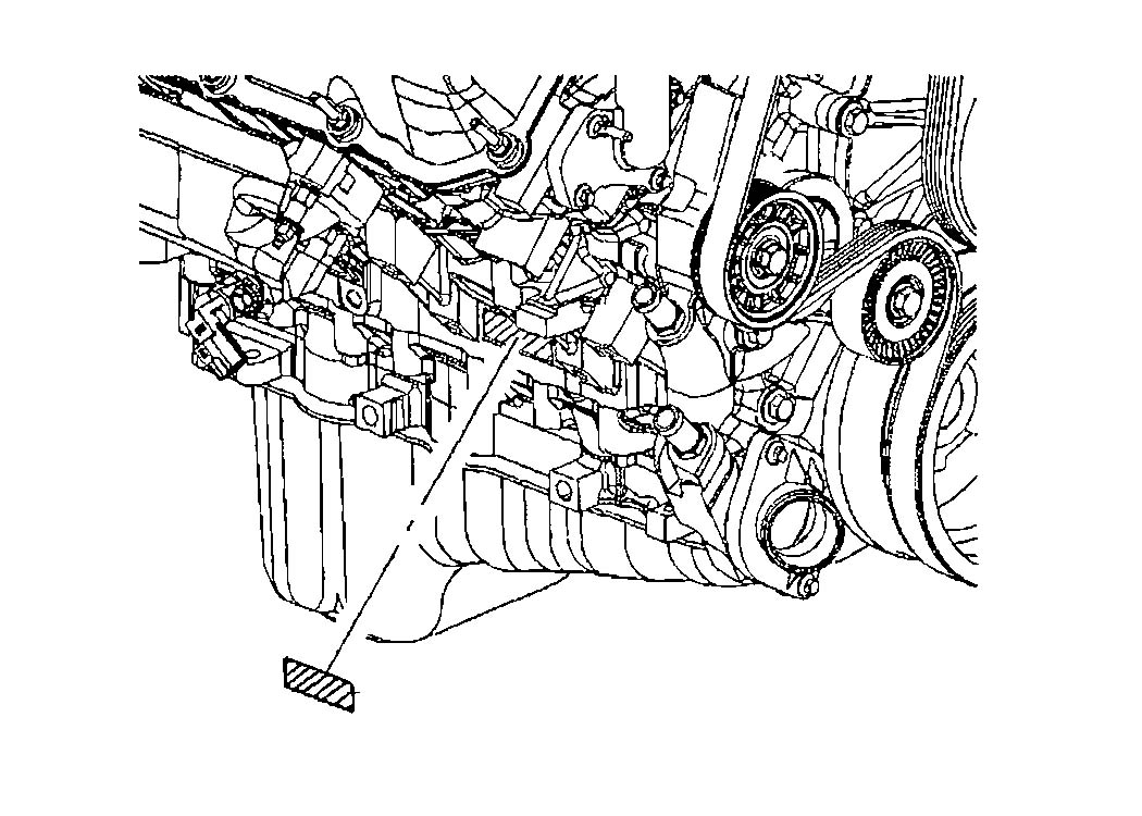 2002 Chrysler Sebring Shield  Engine