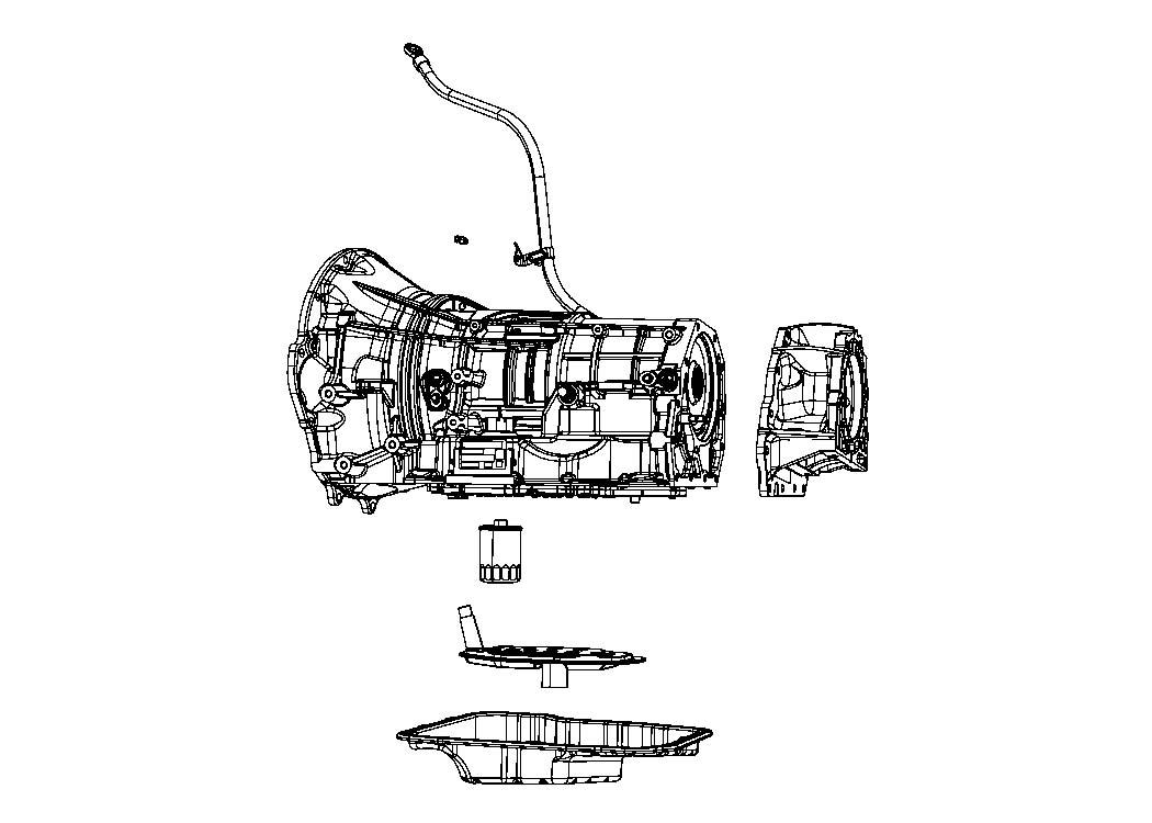 2008 Jeep Liberty Bushing  Hood Prop Rod Pivot