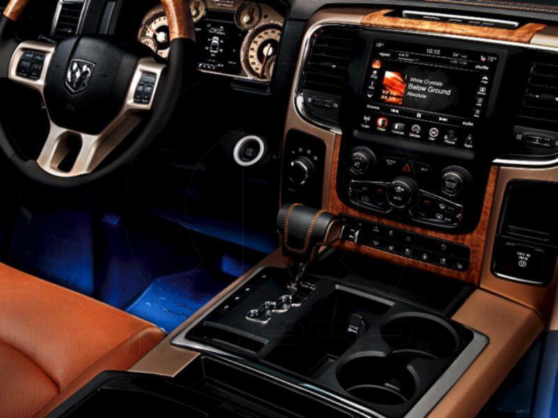 Dodge Charger Interior Lighting Cupholder Color Regular 82213026ab Factory Chrysler Parts