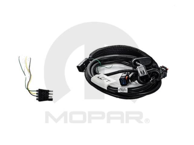 2008 Nissan Pathfinder Trailer Wiring Harness : Harness pin trailer wiring nissan frontier tow