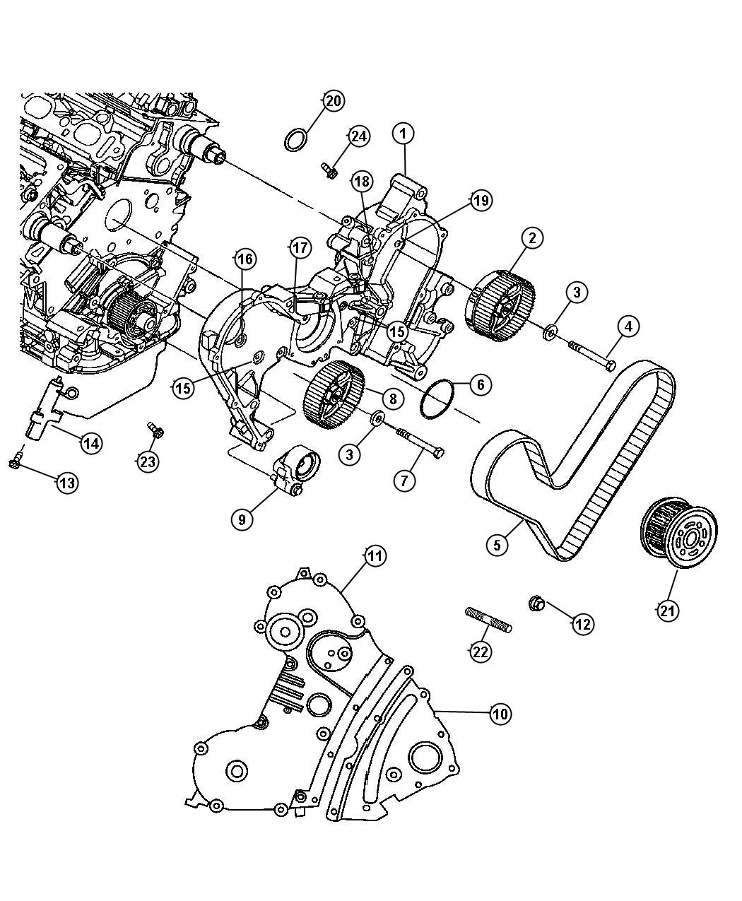 Chrysler pacifica engine diagram get free image
