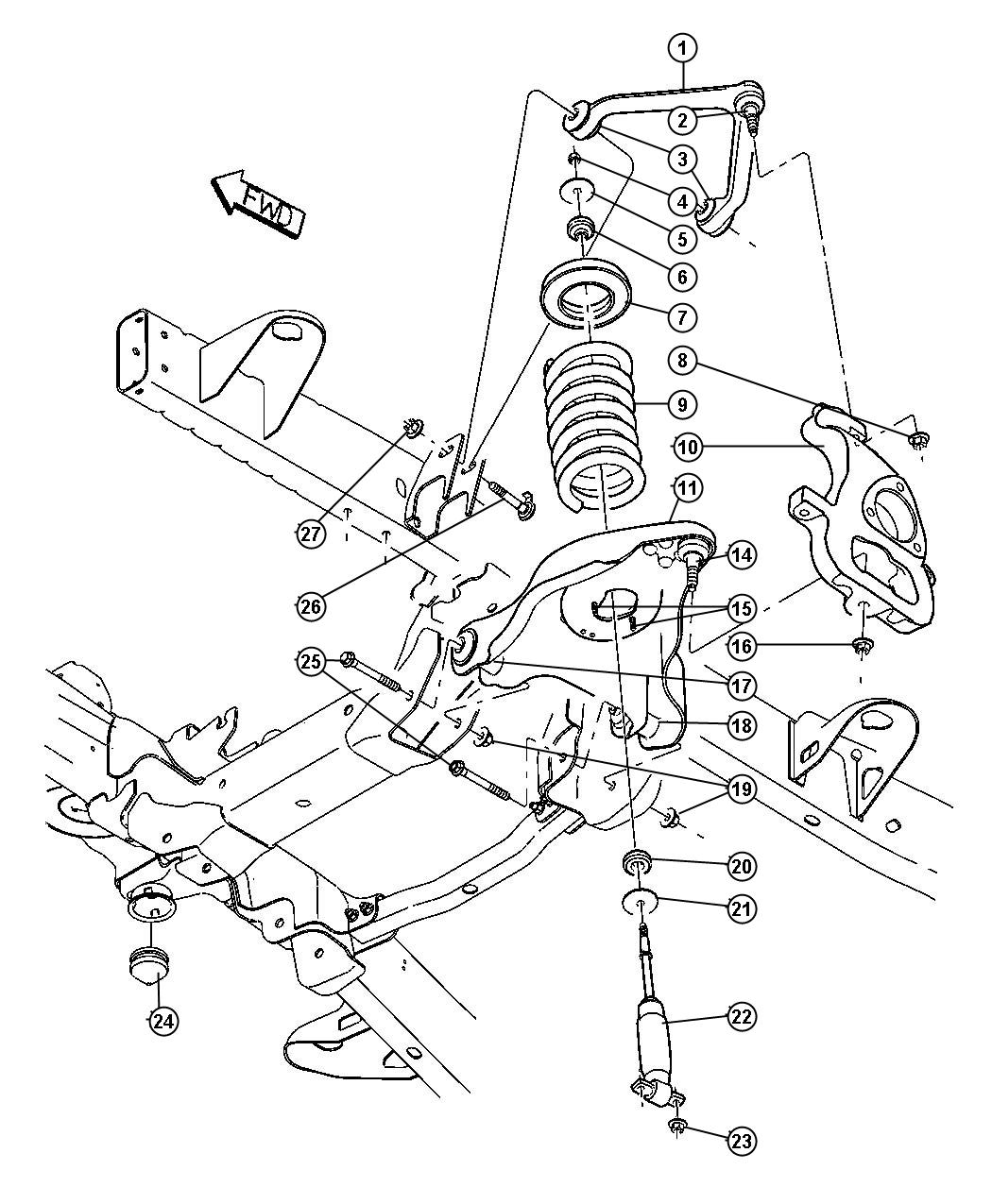 05 f350 front suspension diagram  05  free engine image