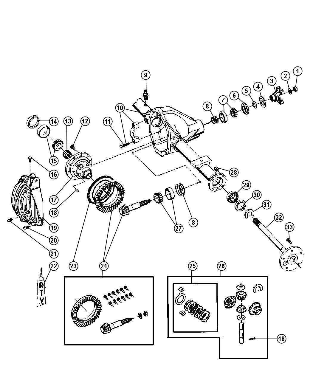 dodge dana 60 front axle parts diagram  dodge  free engine