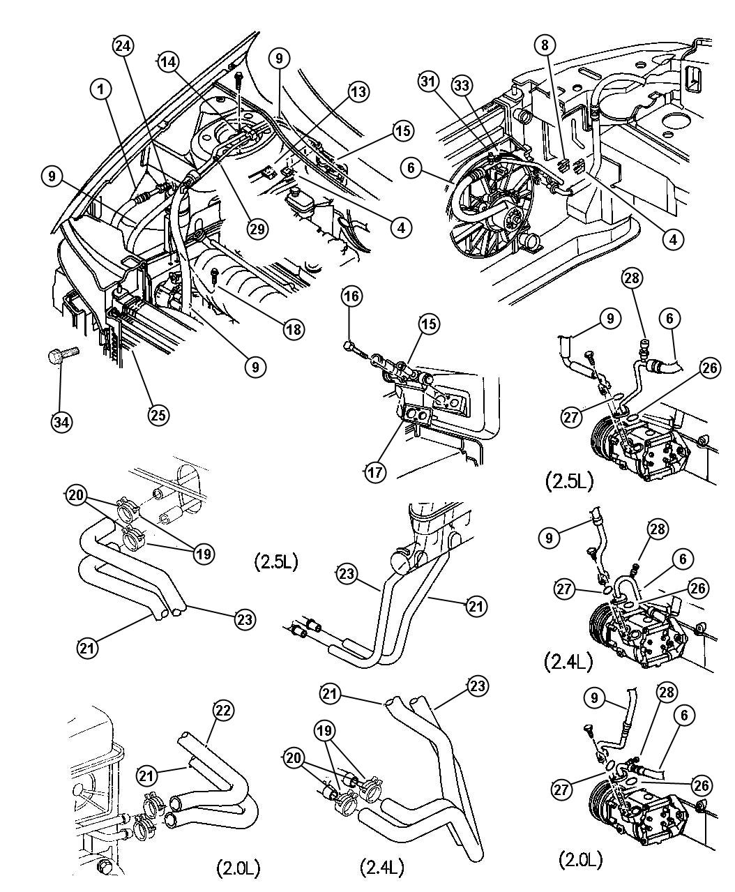 tune up 2005 kia sedona engine diagram html