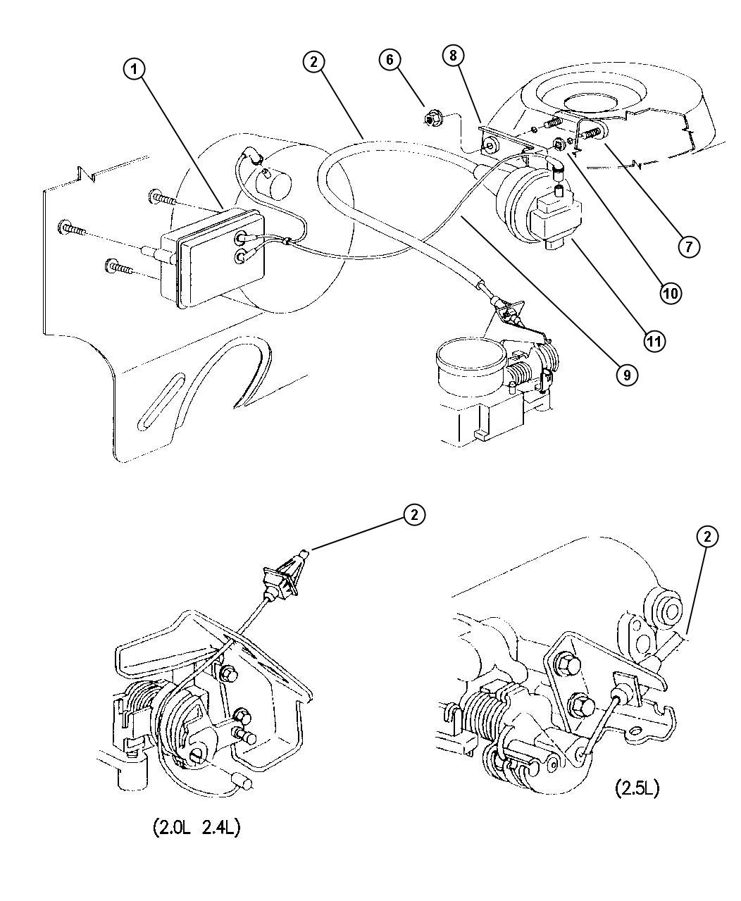 1998 dodge 2 5l engine diagram stratus  dodge  auto wiring