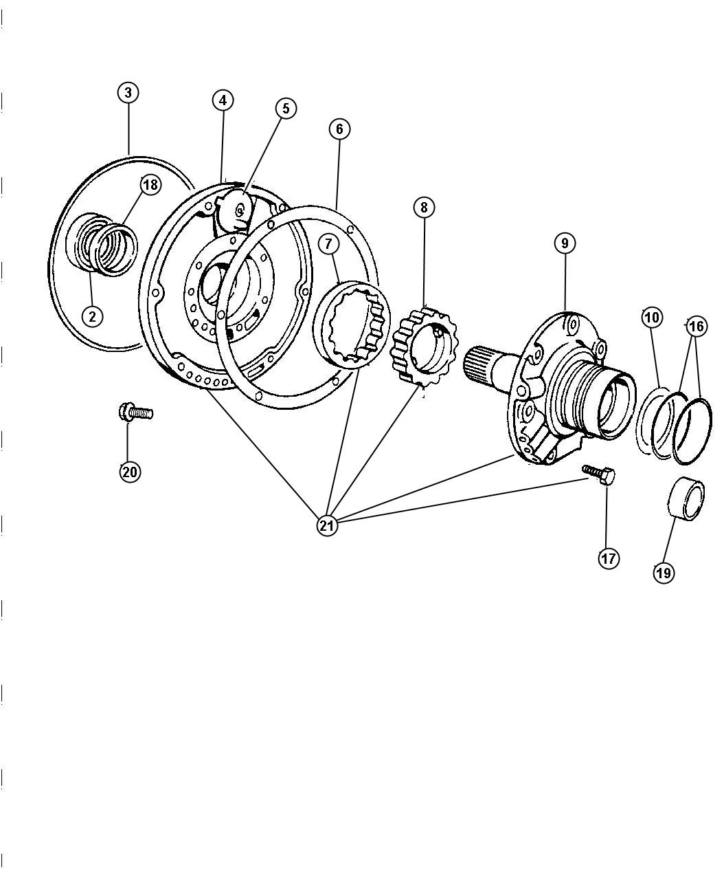 dodge ram 46re transmission diagrams