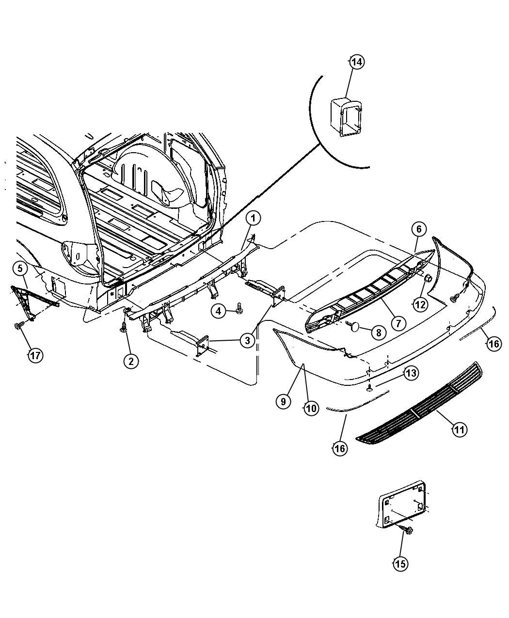 2012 toyota highlander liftgate parts diagram  toyota
