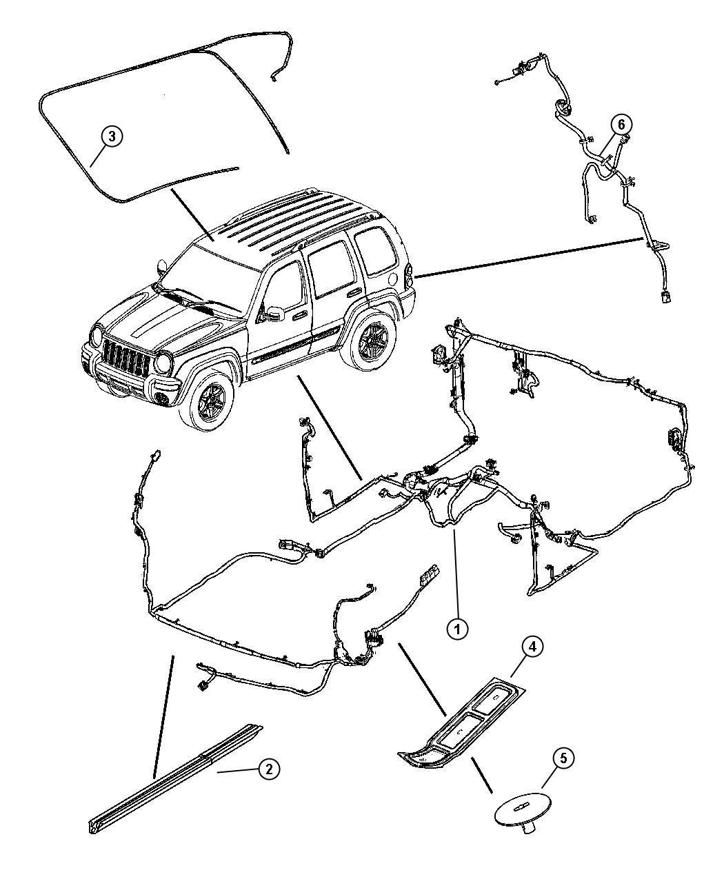 dodge ram 2500 wiring  overhead console  trim   all trim codes