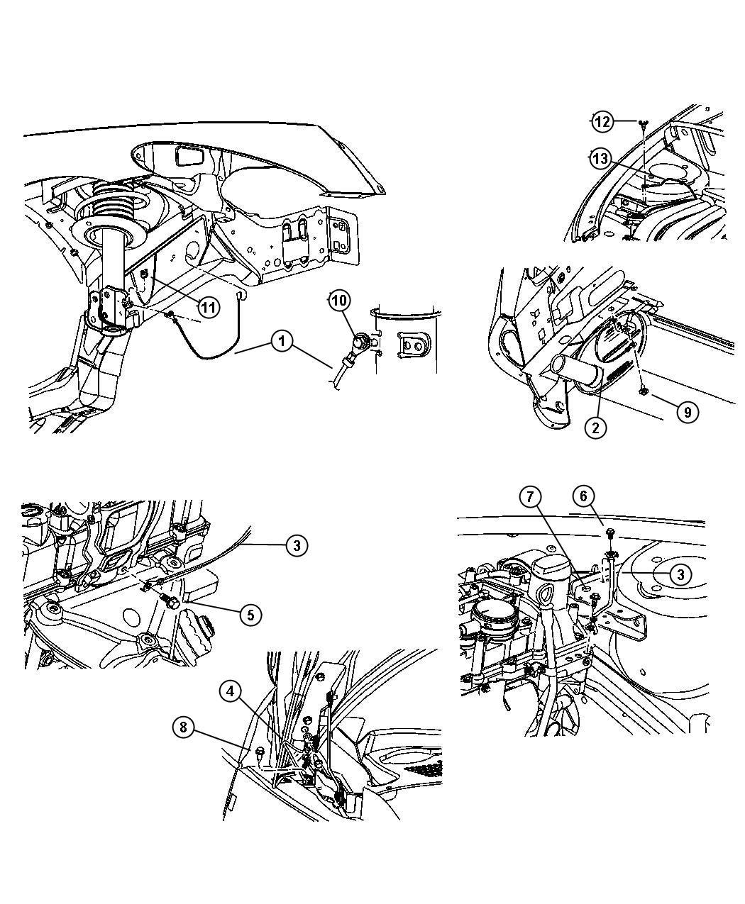 diagram for 1997 jaguar xk8 engine