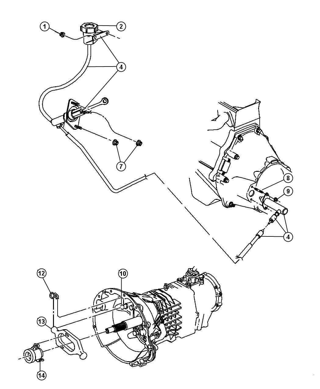 Master Slave Wiring Diagram Get Free Image About Cylinder Schematic: Ford Ranger Clutch Slave Cylinder Diagram At Chusao.net