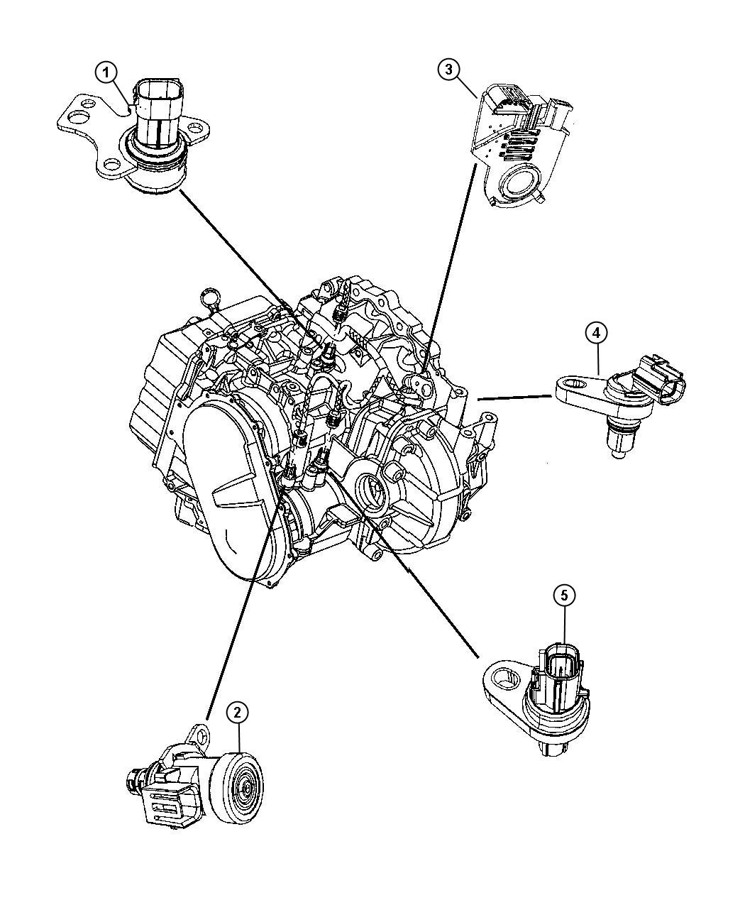 Its Electric Well Electrical Common Problems With The Chrysler 62te on Dodge Grand Caravan Electrical Diagram