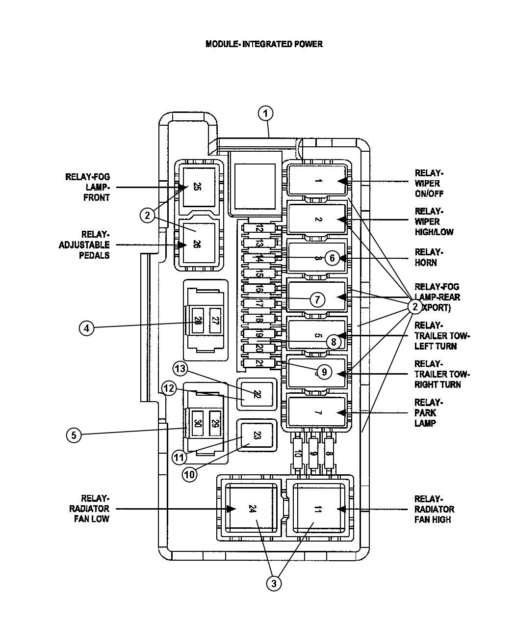 ShowAssembly on 1998 Jeep Wrangler Brake Lights Wiring Diagram