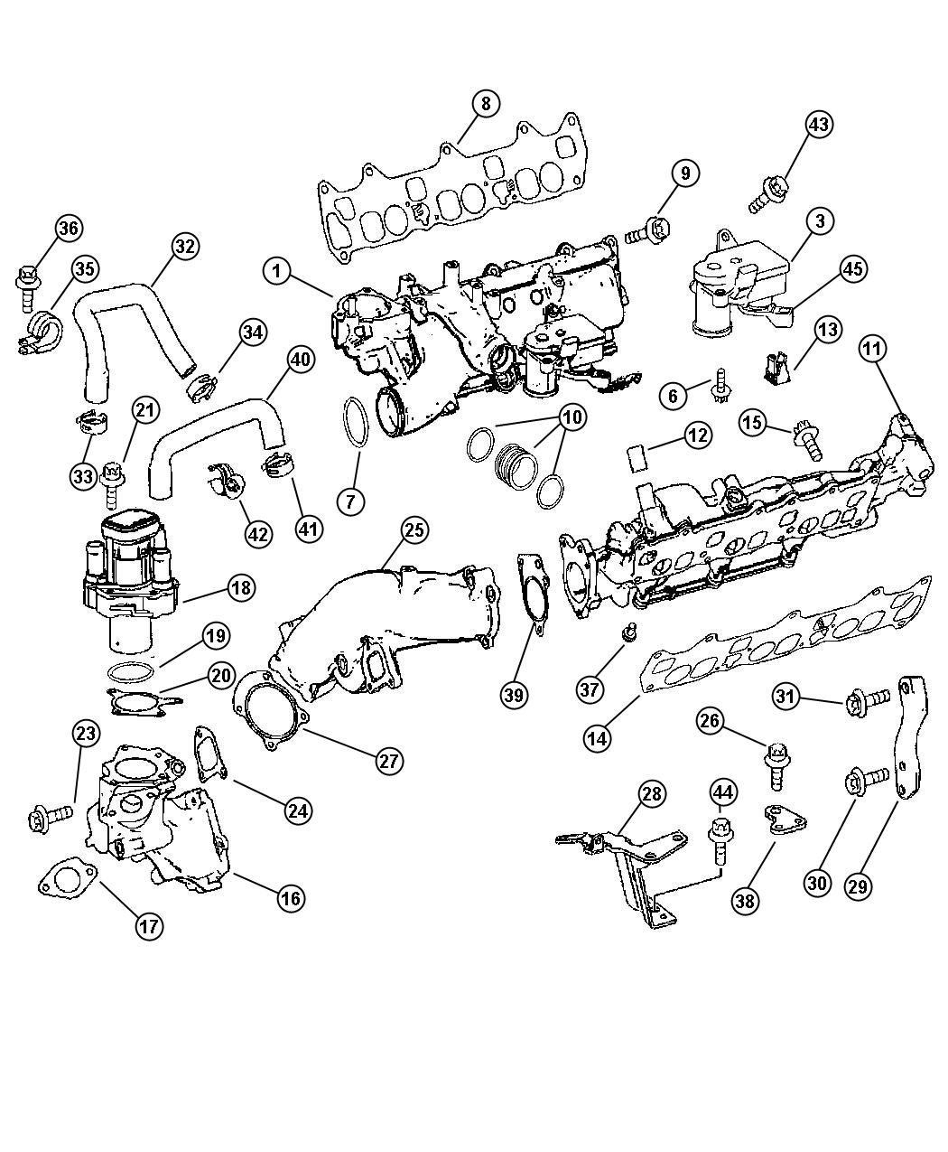 2005 dodge sprinter 3500 parts diagram