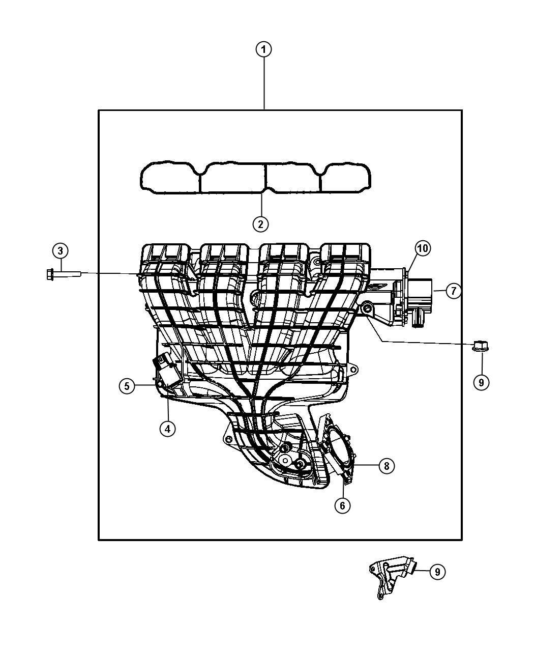 2008 Dodge Avenger 2 4l Belt Diagram Electrical Wiring Diagrams Engine Diy Enthusiasts U2022 Pulleys
