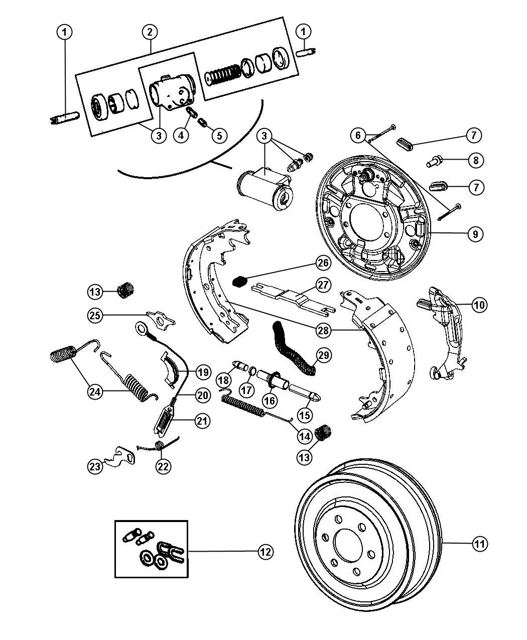 4 3 Distributor Cap Problems as well Suzuki 1 6l Engine Parts Diagram additionally 5 0 Mustang Gas Tank Diagram further Ford F250 Body Control Module Location furthermore Chrysler 8 25 Axle Diagram. on 1994 ford f 150 f150 xlt 50 302cid surging bucking