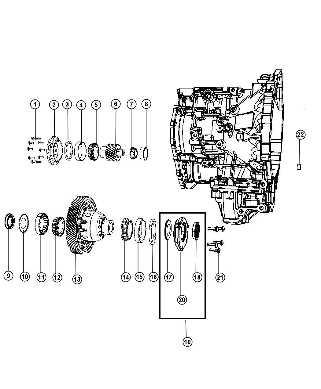 2007 chrysler sebring bumper cover parts diagram  chrysler