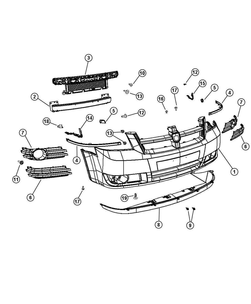 2009 Dodge Grand Caravan Parts Diagram Schematic Diagrams Engine 2011 Body Electrical Work Wiring 2006