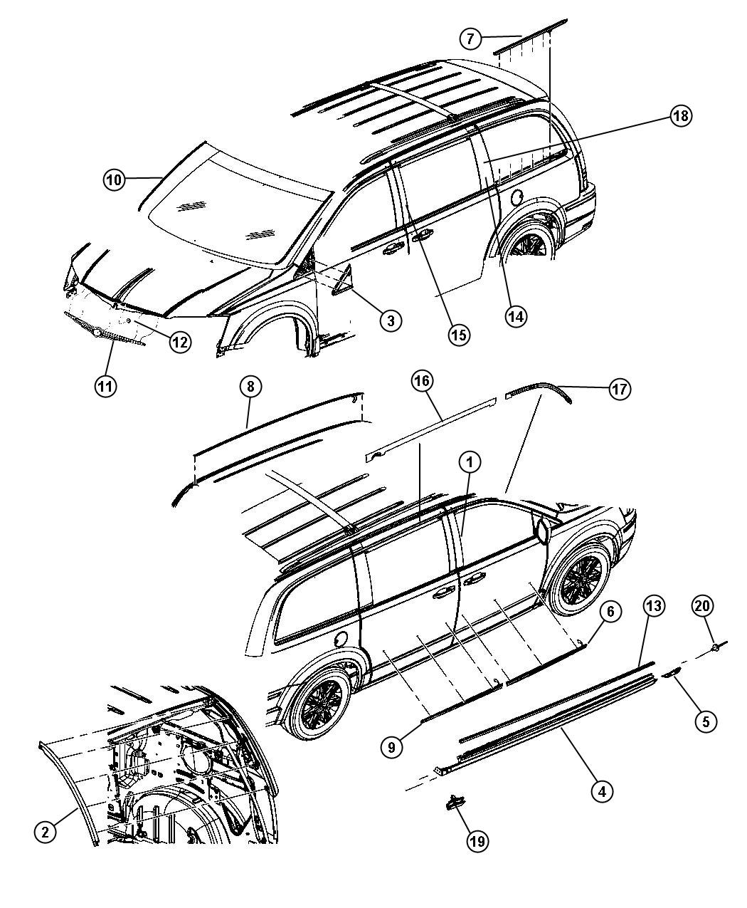 360103 2010 Dodge Journey Fuel Filter moreover 1997 Toyota Camry V6 Firing Order Diagram Html furthermore Hyundai Entourage Parts together with Rcbo Schematic Diagram together with Automobiles. on dodge caravan diagram