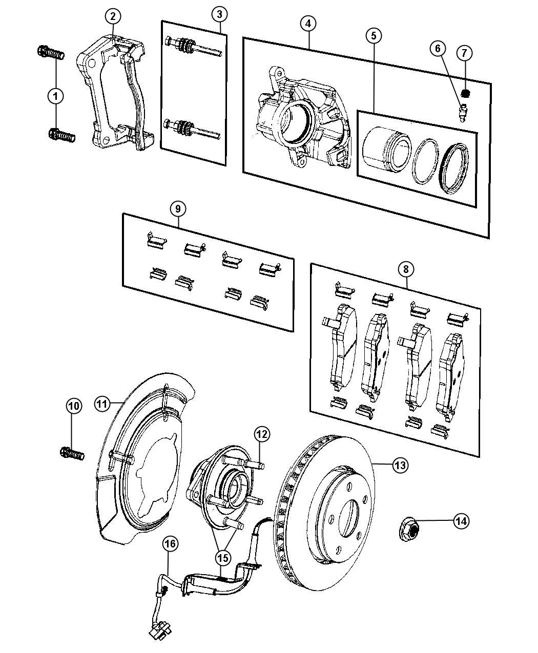 service manual  2007 dodge caliber head bolt removal