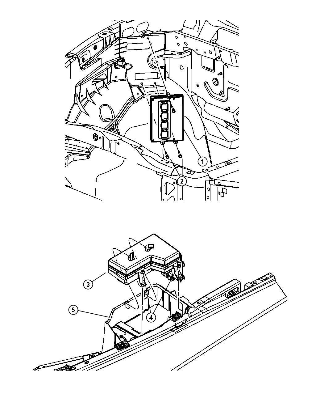 05150498aa jeep module powertrain control generic. Black Bedroom Furniture Sets. Home Design Ideas