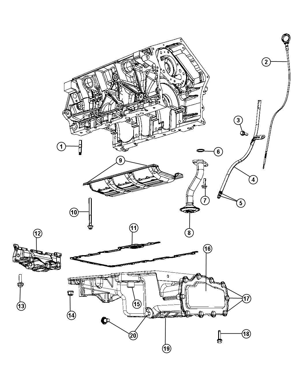 chrysler sebring indicator  engine oil level