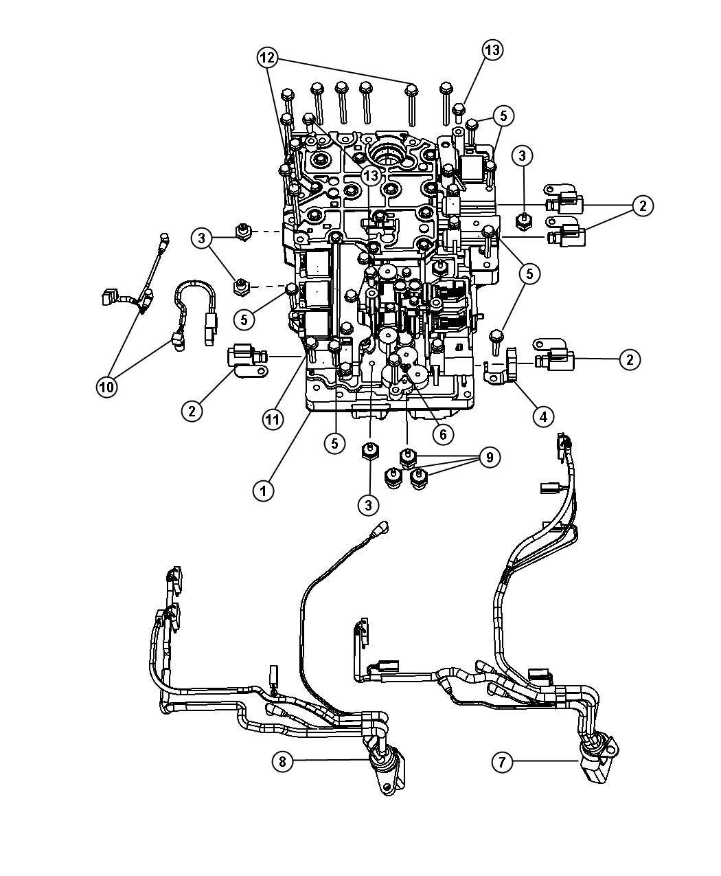 700r4 wiring diagram 4 pin