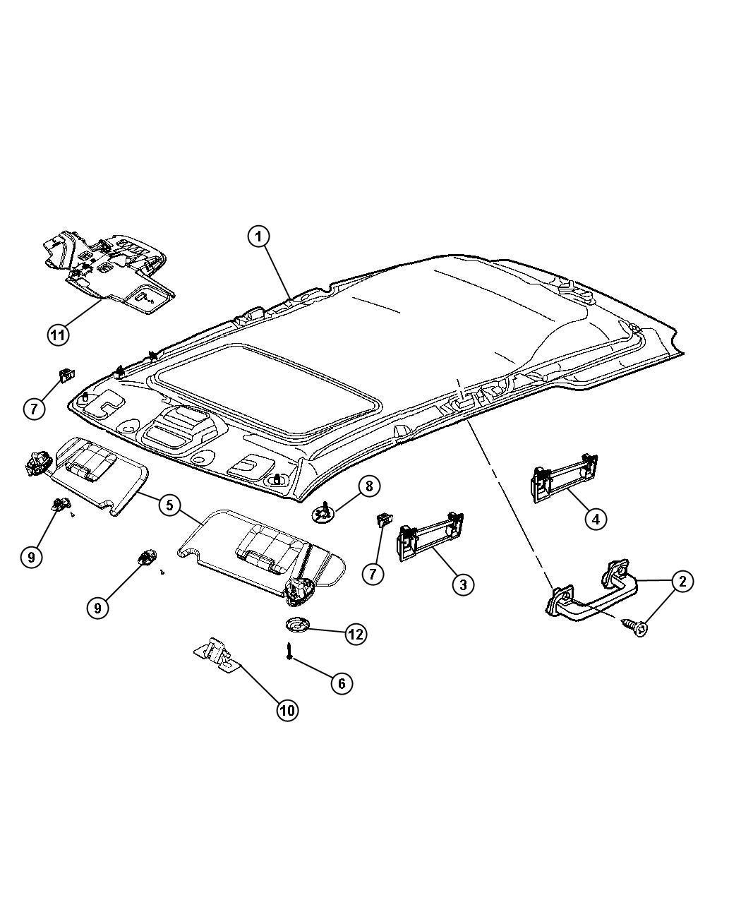 2011 jeep grand cherokee interior parts diagram jeep auto wiring diagram. Black Bedroom Furniture Sets. Home Design Ideas