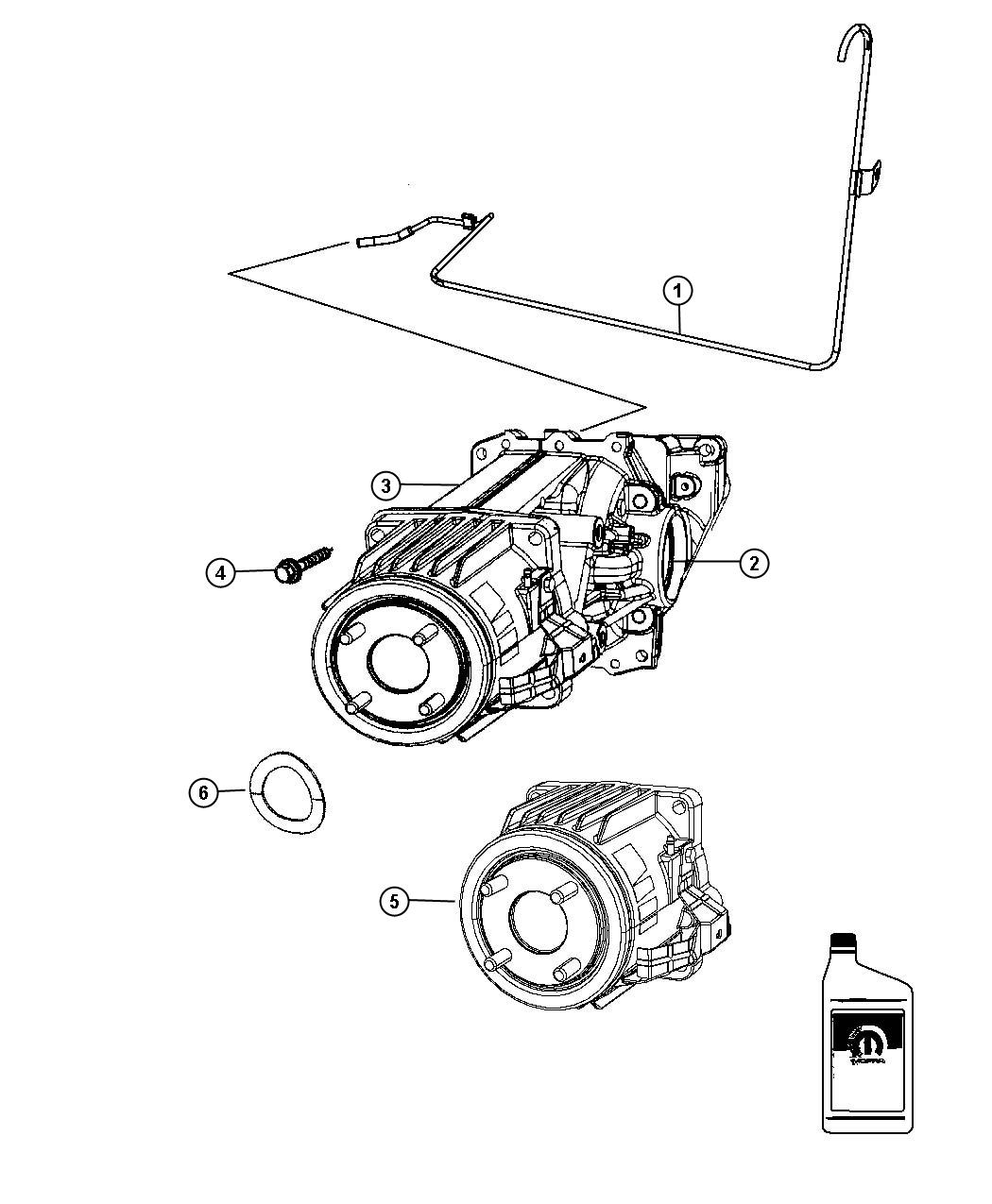 service manual  2011 jeep patriot rear differential axle