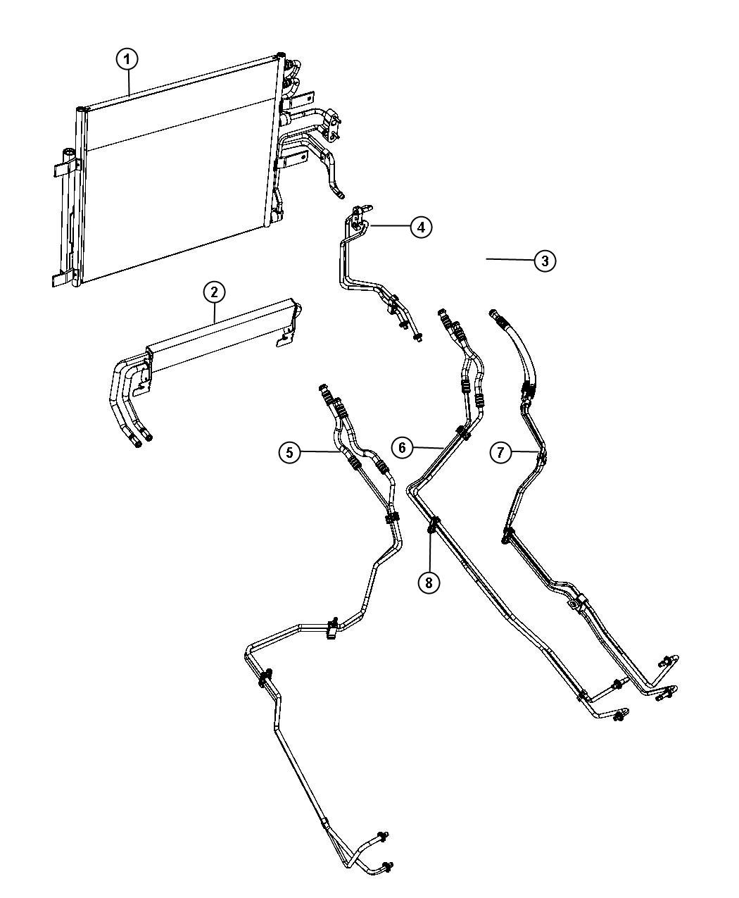 Search on 2004 Jeep Grand Cherokee Cooling System Diagram
