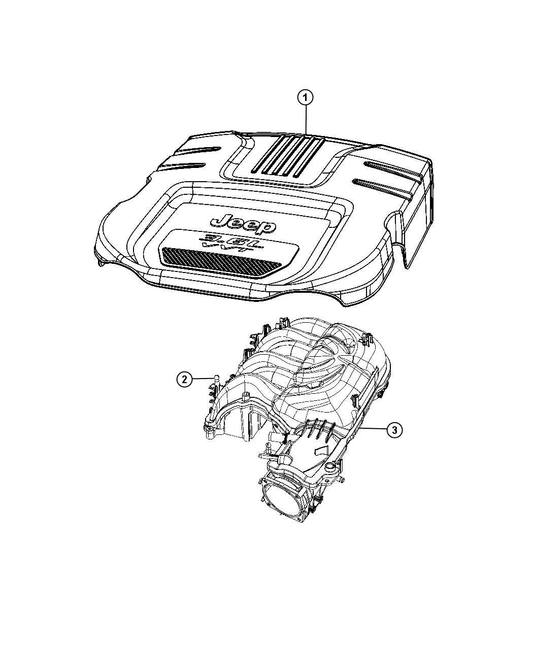 Jeep Wrangler Cover  Engine