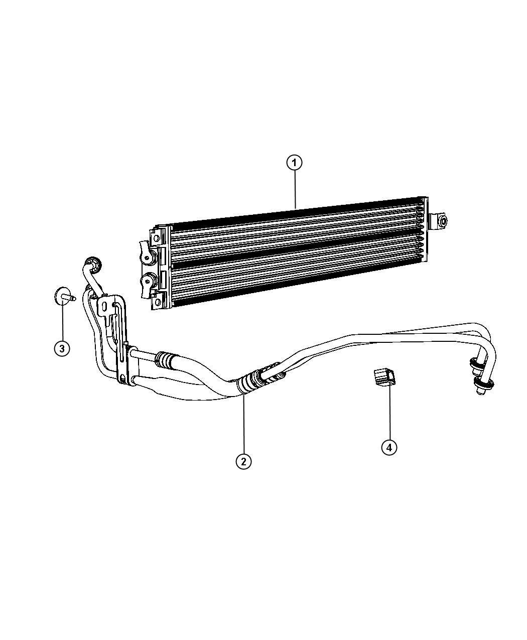 service manual  transmission cooler line 2011 dodge grand