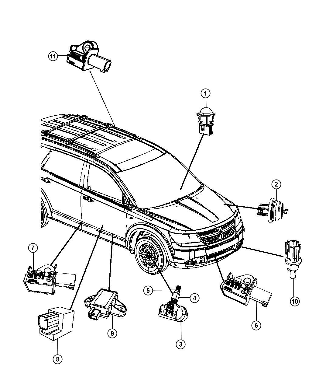 Dodge Grand Caravan Air Bag Sensor Location on 2013 ford fusion wiring diagram