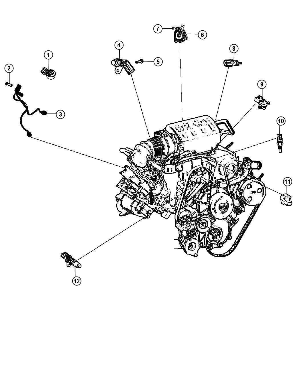 Chrysler 3 6l Vvt Engine Diagram
