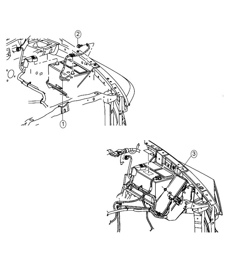 04692269ai ram sensor battery ibs factory chrysler. Black Bedroom Furniture Sets. Home Design Ideas