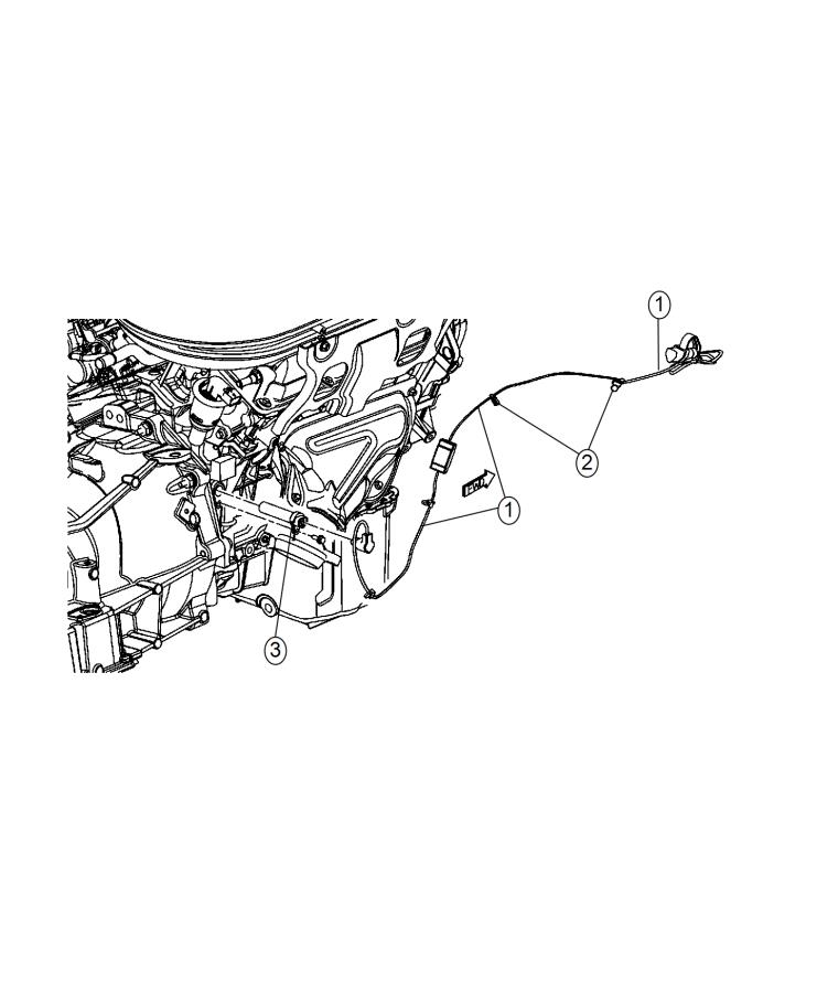 Jeep Grand Cherokee Cord. Engine block heater. [engine ...