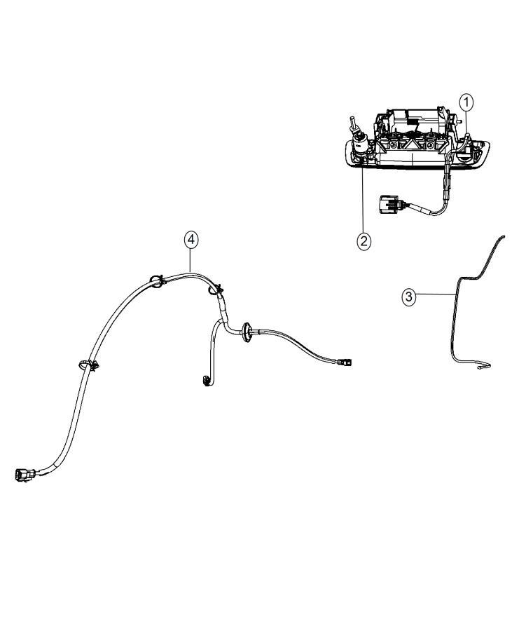 i2315191 Ram Tailgate Camera Wiring Diagram on