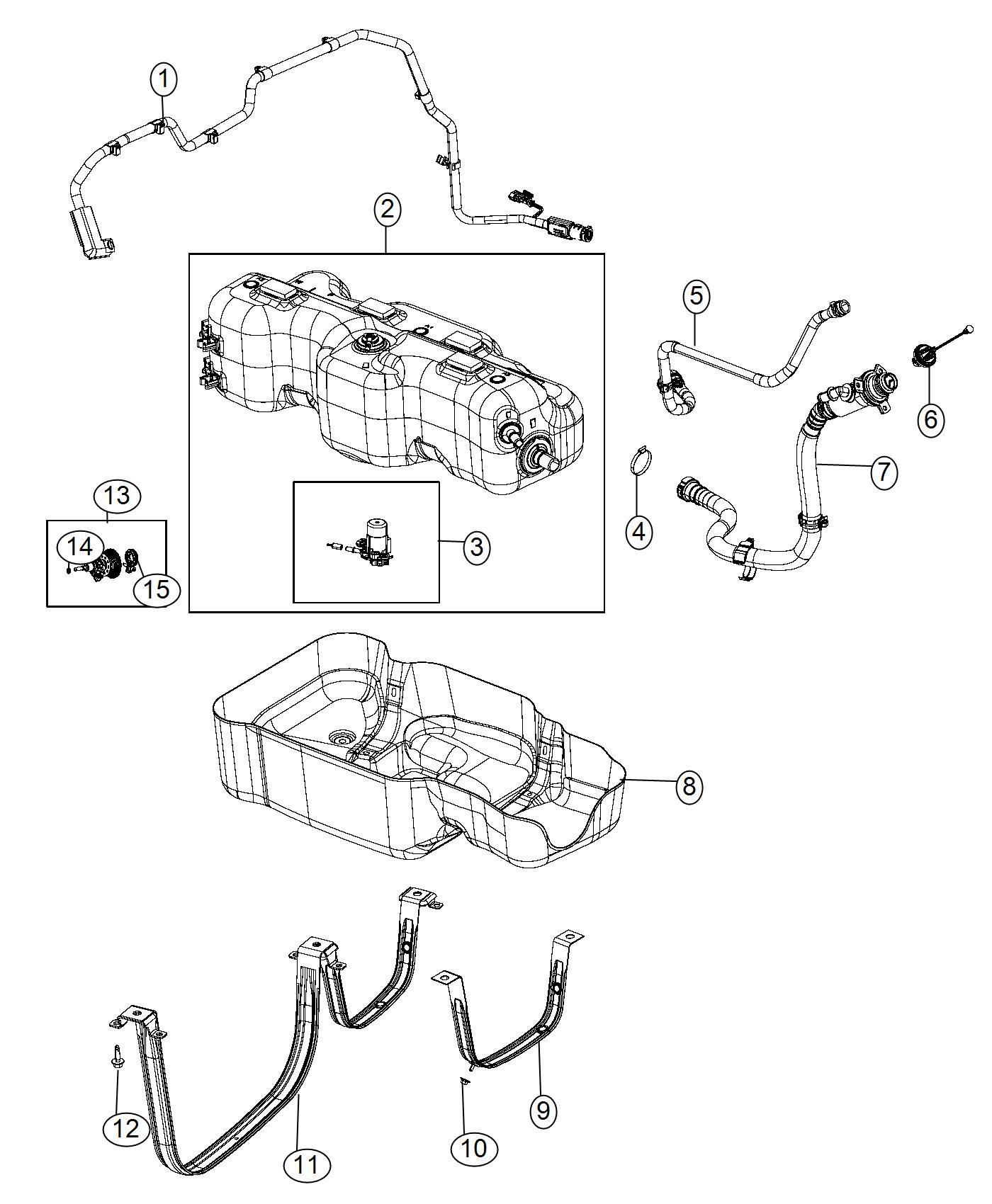 Dodge Ram 2500 5 7 U0026 6 4 Exhaust Wiring Diagram