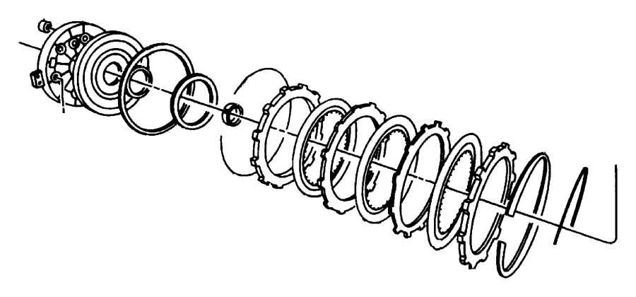 Repair manual 47re dodge transmission