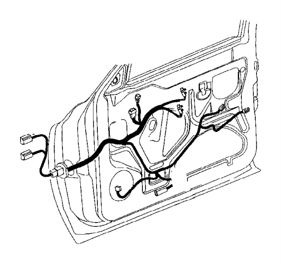 56020143ad Chrysler Wiring Trailer Tow Wtrailer