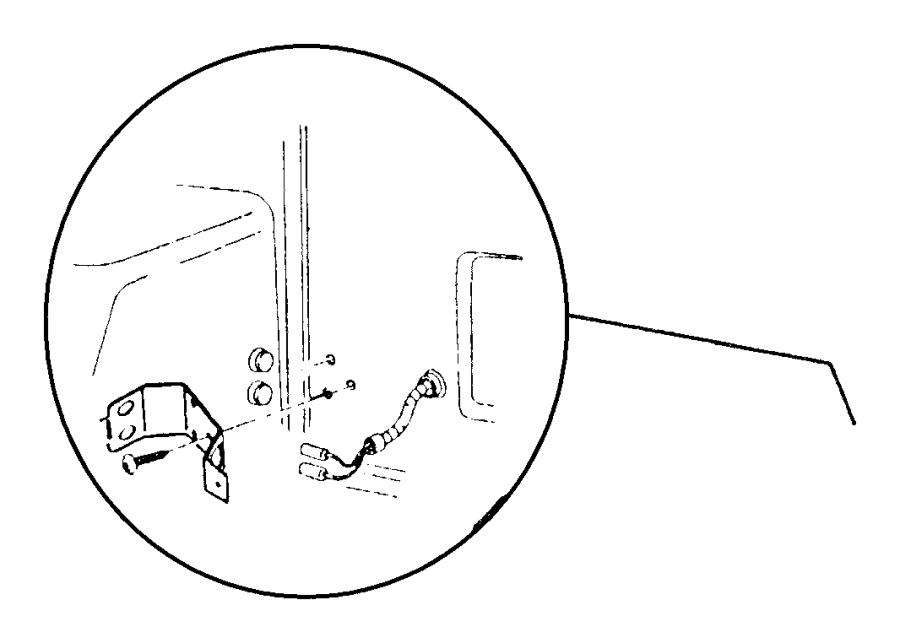 jeep wrangler clamp  contact button  contact cover pn